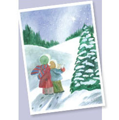 enews Shop holiday cards 2009