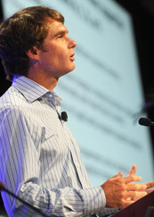 ICAD 2010 speaker - Jason
