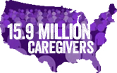 15.9 million caregivers