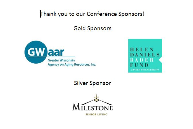 2017 State Conference Sponsors