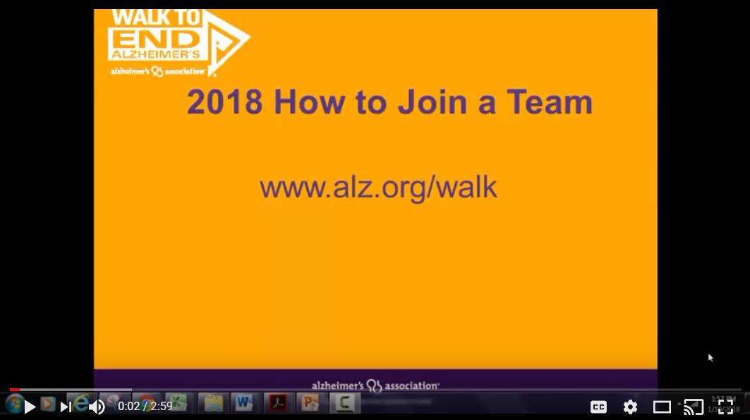 2018 How to Join A Team