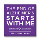 End of Alzheimer's Starts with Me
