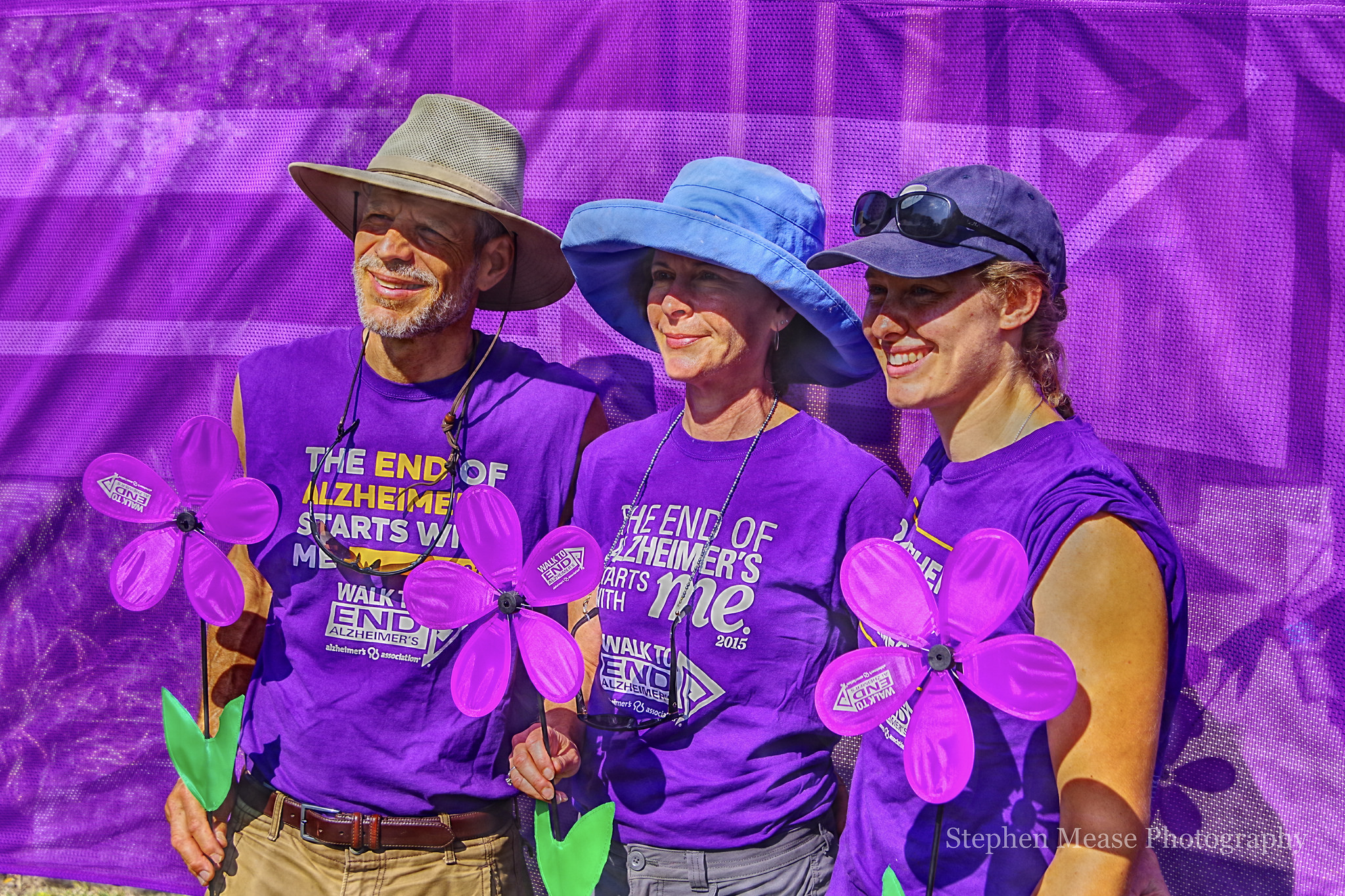 CV Walk to End Alz 2018 VT 3 people