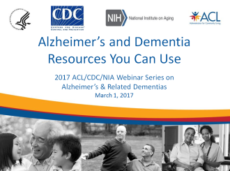 ALZ Webinar Resource