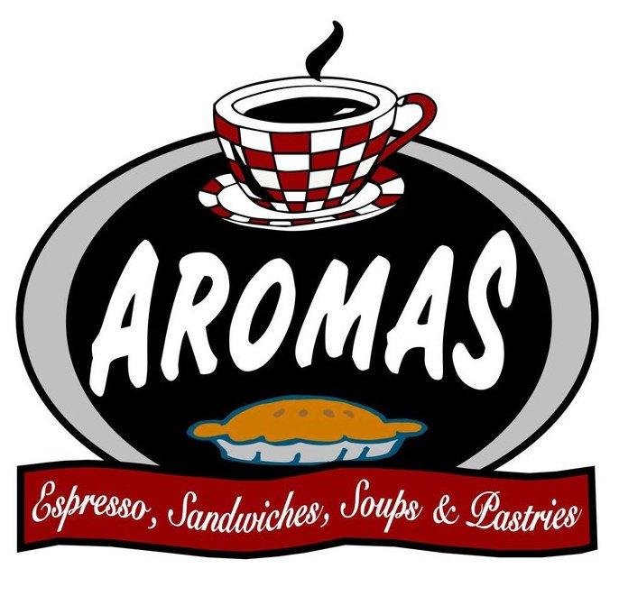 Aroma's Logo