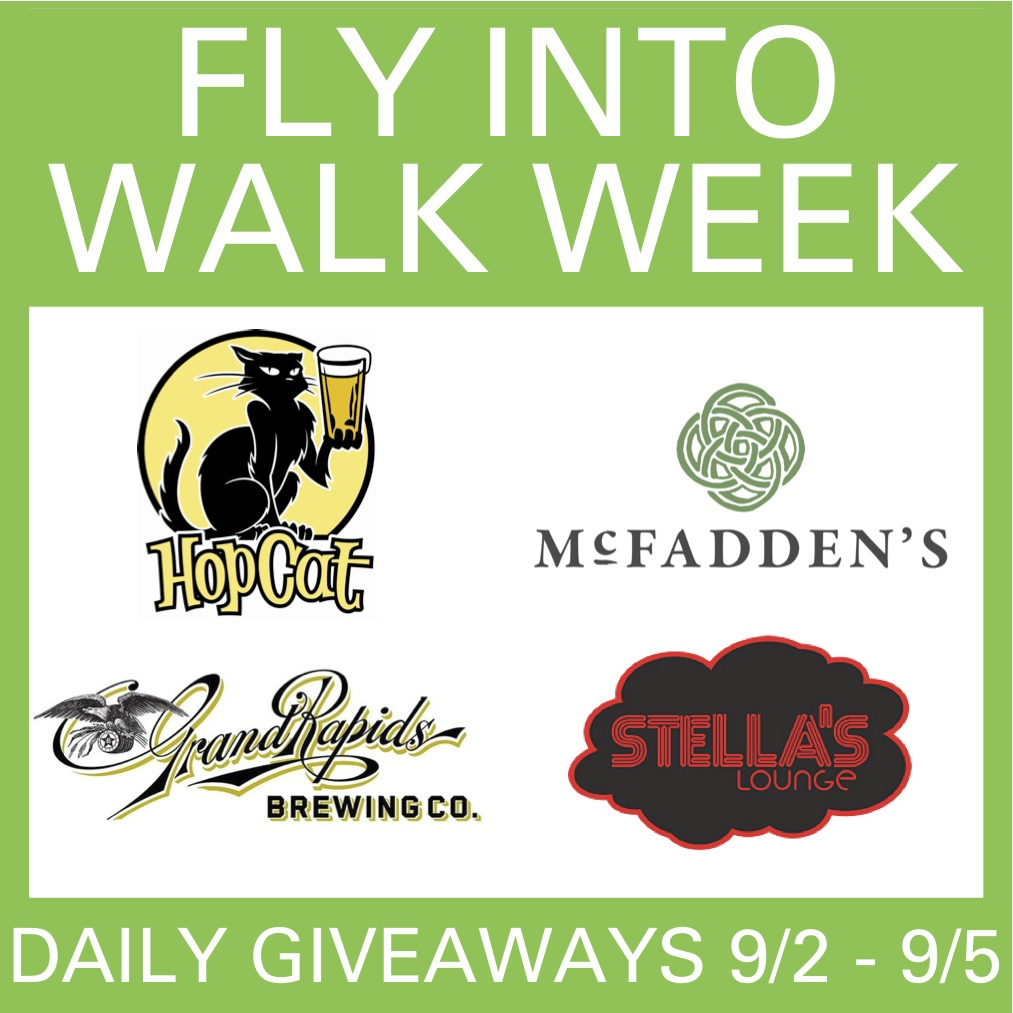 Fly into Walk Week with BarFly Ventures!