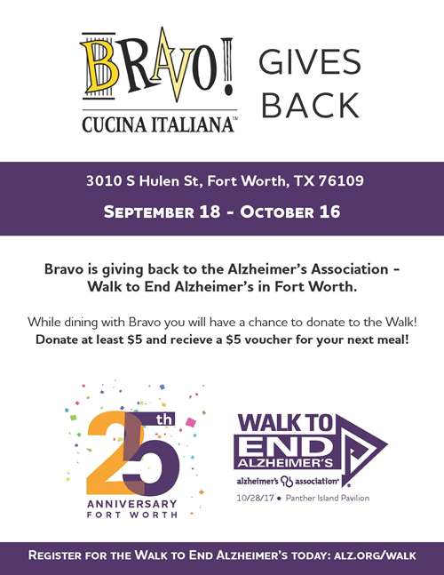 Bravo Gives Back FW Walk