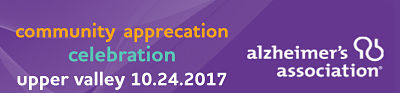 2017 Upper Valley Community Appreciation Celebration banner