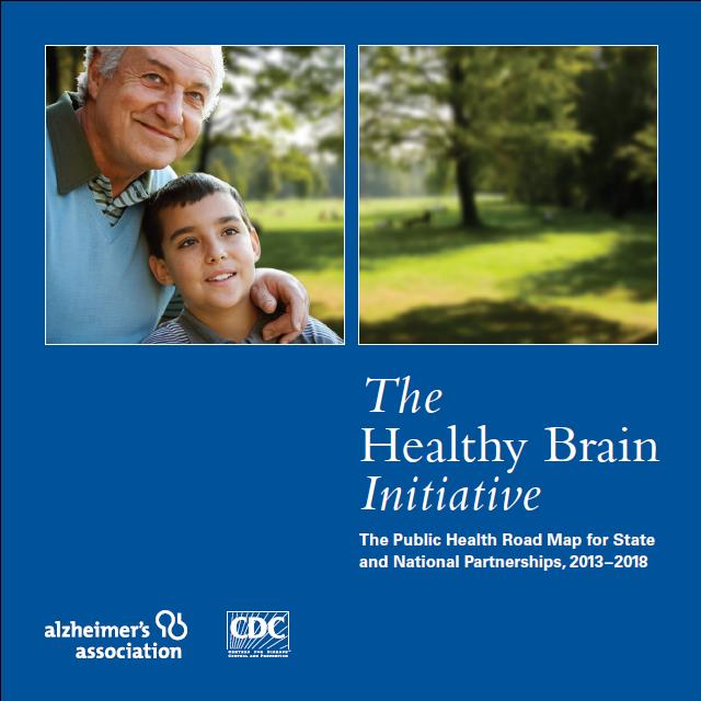 Healthy Brain Initiative - Road Map Cover