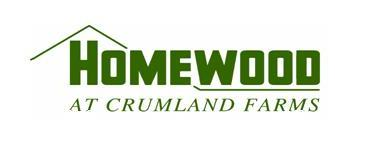 2013 Gala Sponsor- Homewood at Crumland Farms