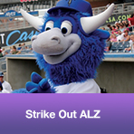 Hornsby Strike Out ALZ Graphic