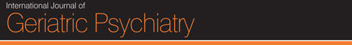 Intl Journal of Geriatric Psychiatry logo