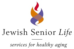 Jewish Senior Life Logo scroll