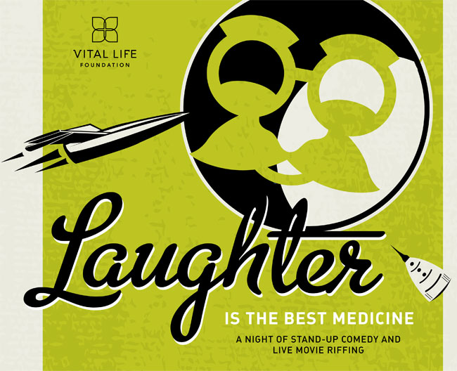 Laughter is the Best Medicine 2013