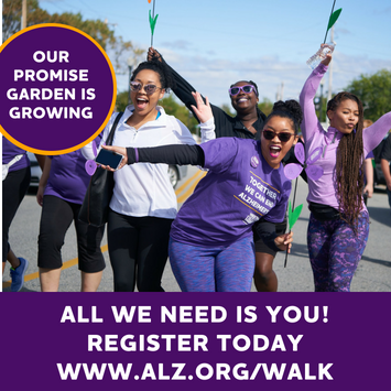 Register for Walk