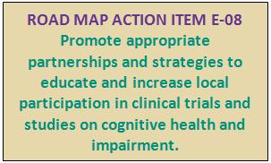 Public Health Roadmap Action Item E-08