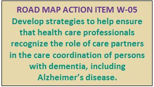 Public Health Roadmap Action Item W-05