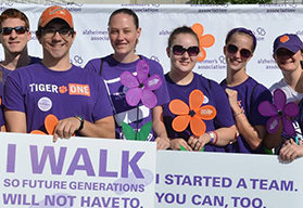 Walk to End Alzheimer's Anderson