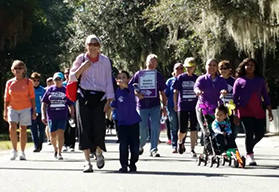 Walk to End Alzheimer's Bluffton