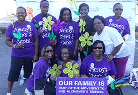 Walk to End Alzheimer's Rock Hill