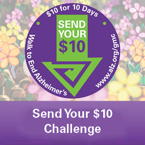 Send Your $10 Challenge