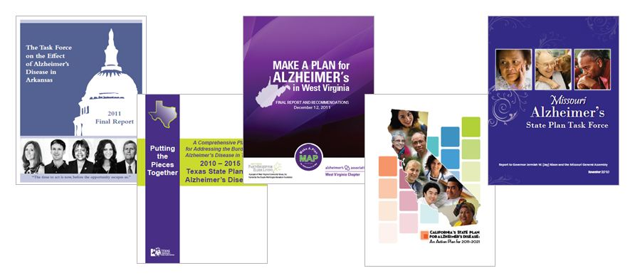 State Alz Plan Covers
