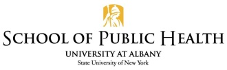 Albany school of public health logo