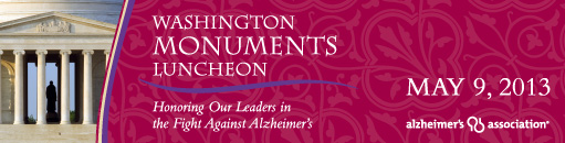 monuments luncheon banner
