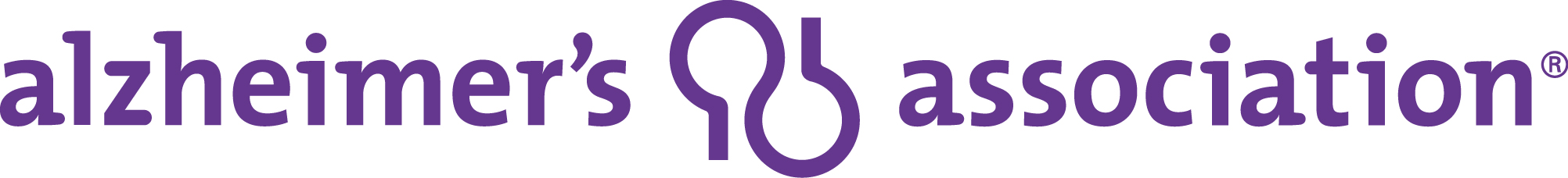 Alz Logo Purple