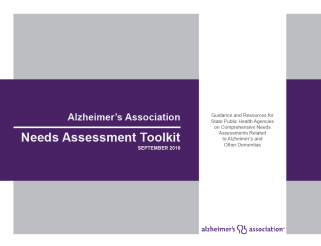 Needs Assessment Tool cover