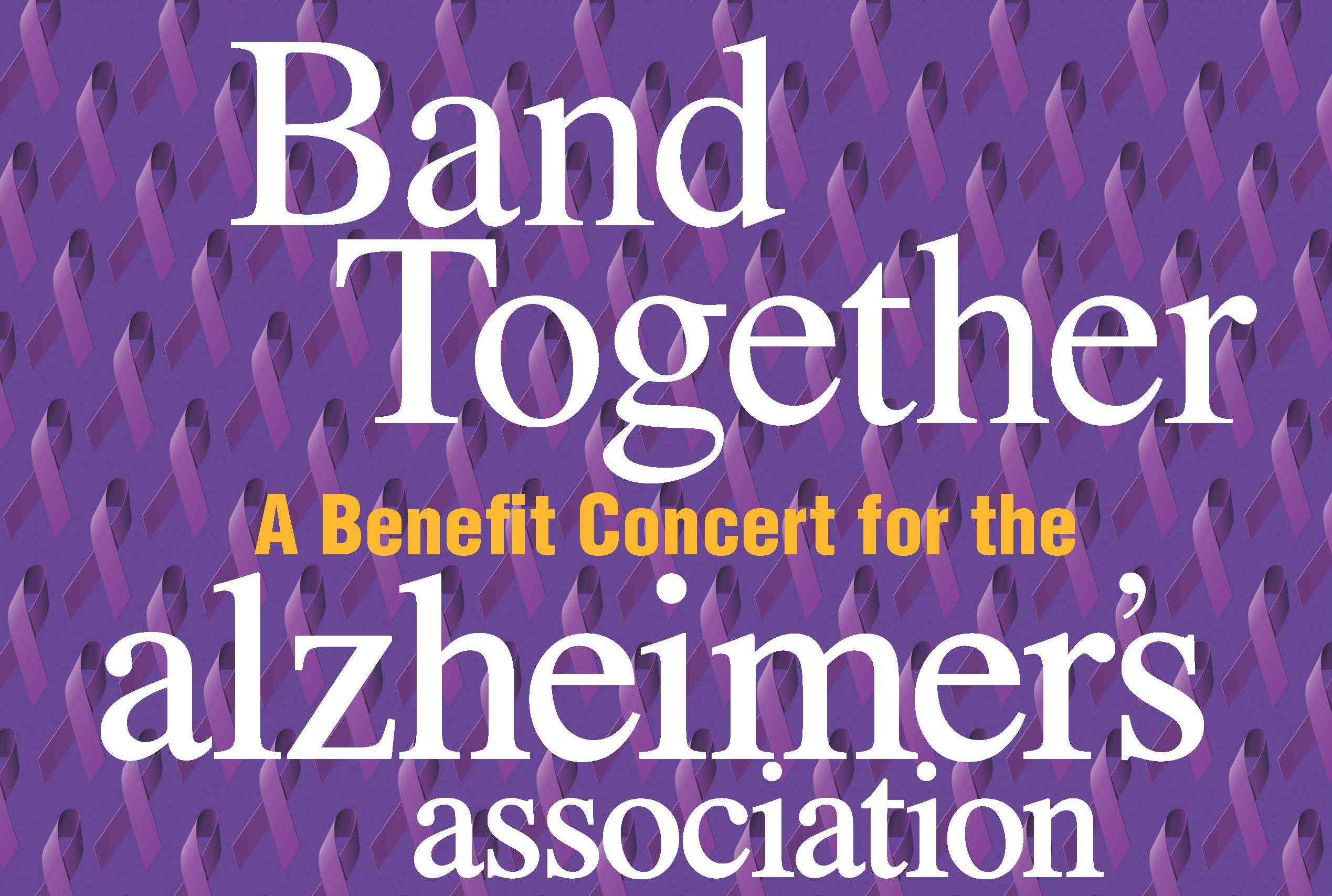 Band Together Header 2013