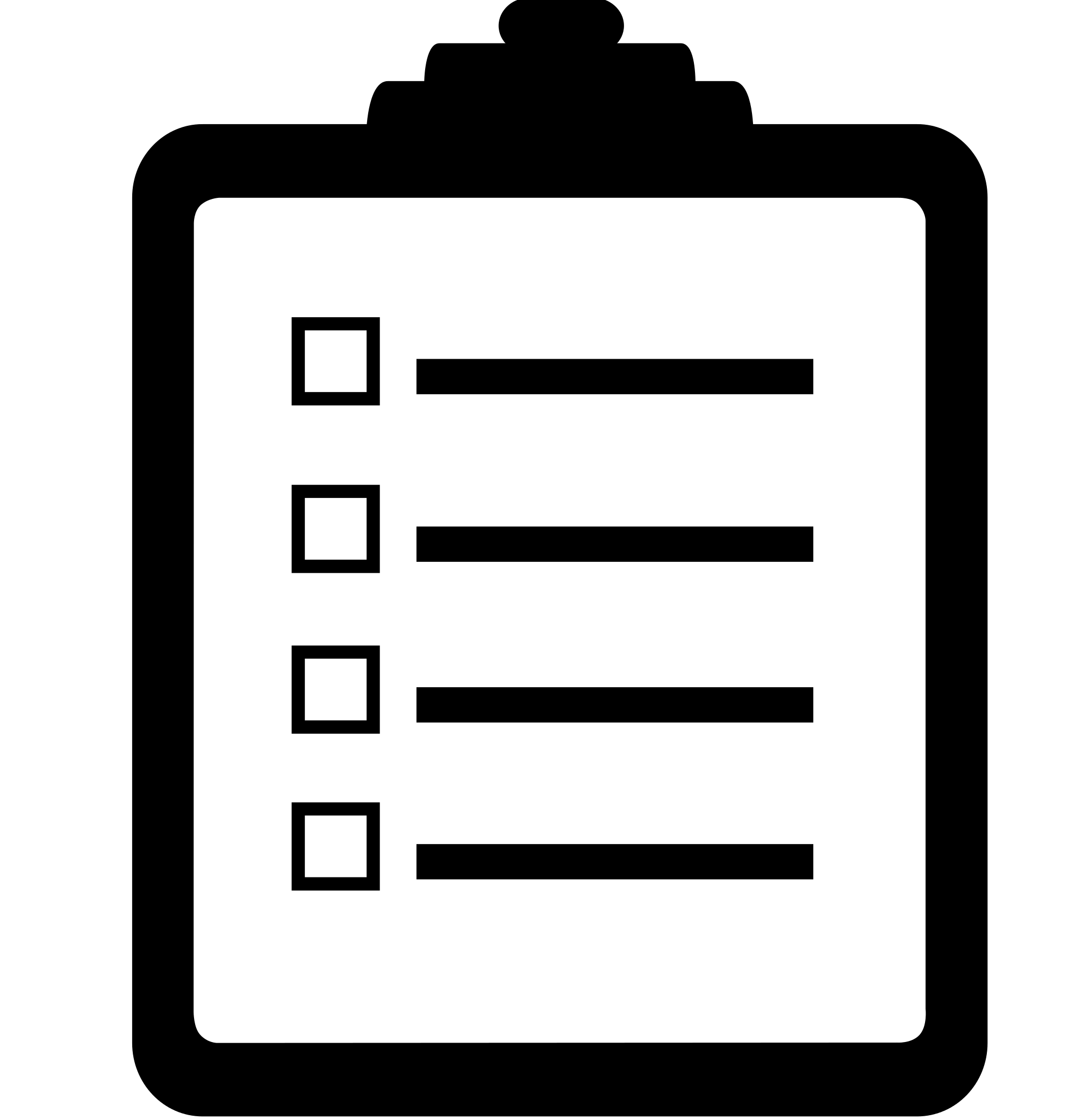 Clipboard-clipart