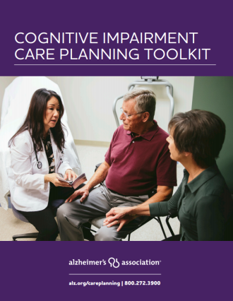 Cognitive Impairment Toolkit cover