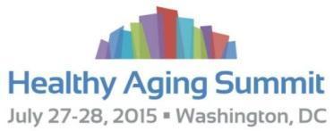 Healthy Aging Summit 2015