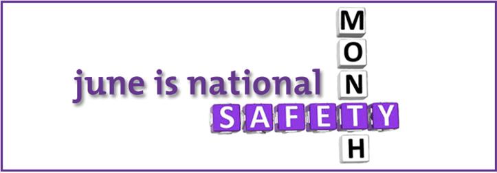 FY13 Safety Month header