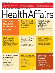 Health Affairs Mag Cover
