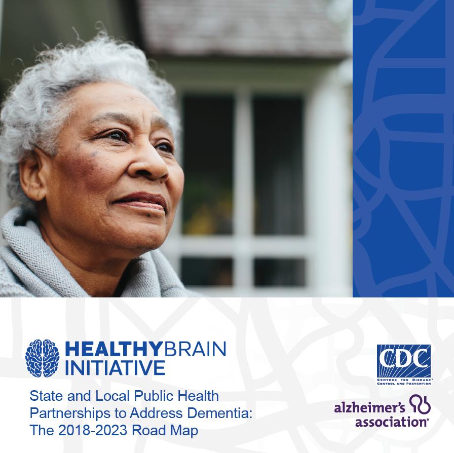Healthy Brain Initiative Cover - 2018