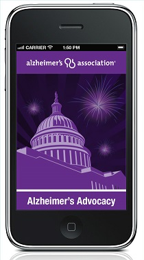 Advocate Mobile App on iPhone