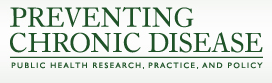 Preventing Chronic Disease Logo - Cropped