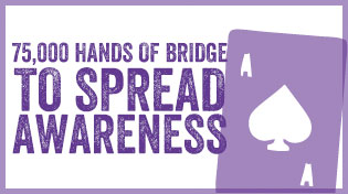 75,000 Hands Of Bridge To Spread Awareness