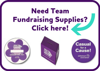 walk fundraising supplies