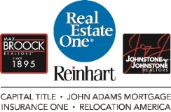 Real Estate One - 2014 Greater Michigan Chapter Sponsor