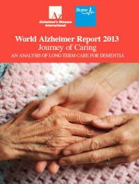 ADI World Alzheimer's Report Cover