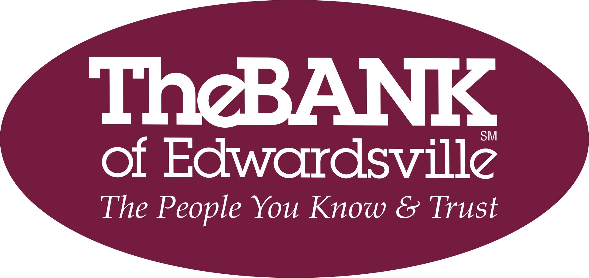 B8. The Bank of Edwardsville - Silver