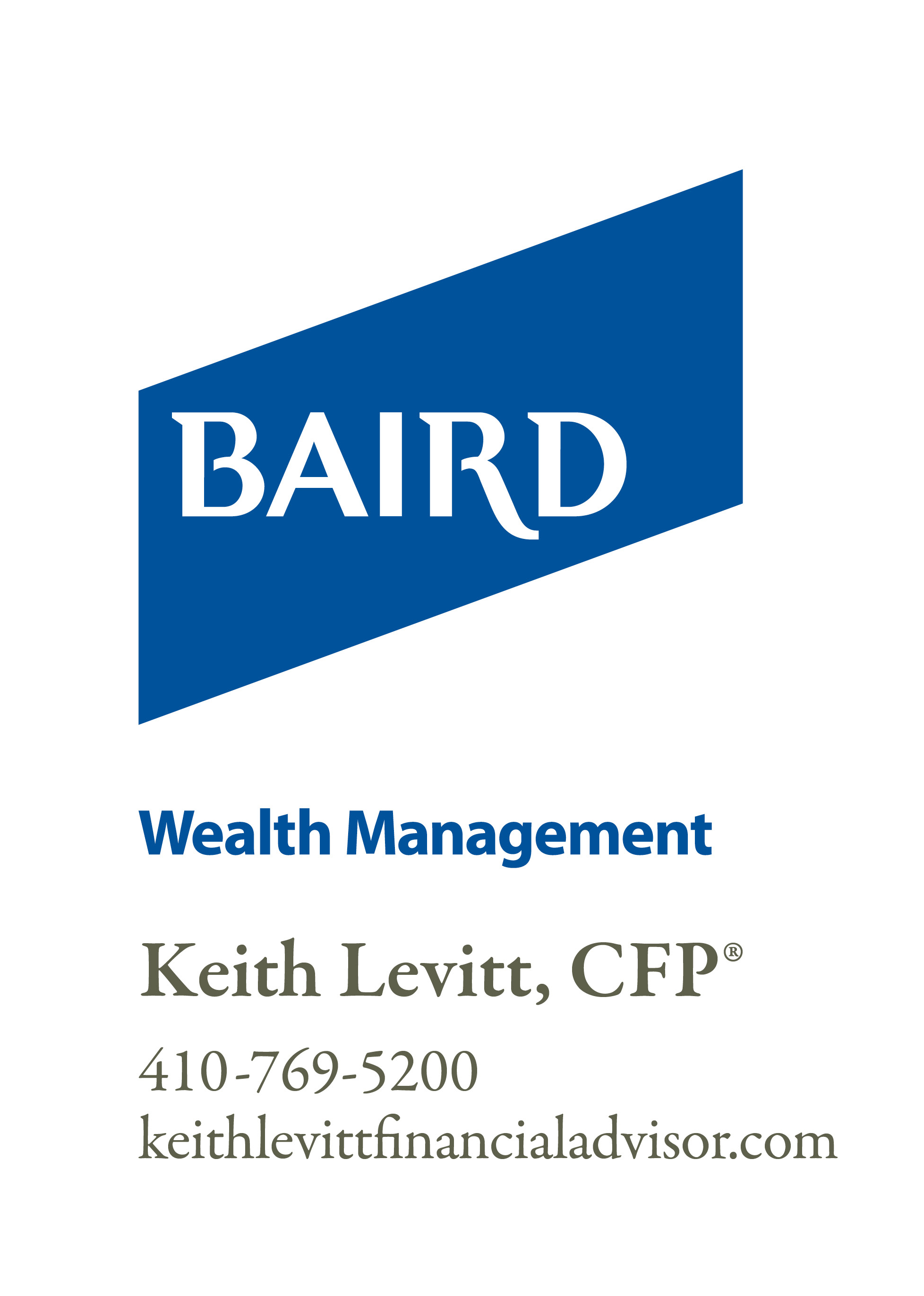 08 Baird Financial Advisor
