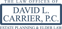 The Law Offices of David Carrier, Estate Planning & Elder Law - 2014 West Michigan Walk to End Alzheimer's Gold Sponsor