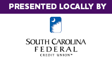 002 Presented Locally by Charleston Federal Credit Union