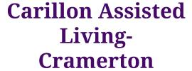 6. Carillon Assisted Living (Bronze)