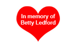In Memory of Betty Ledford