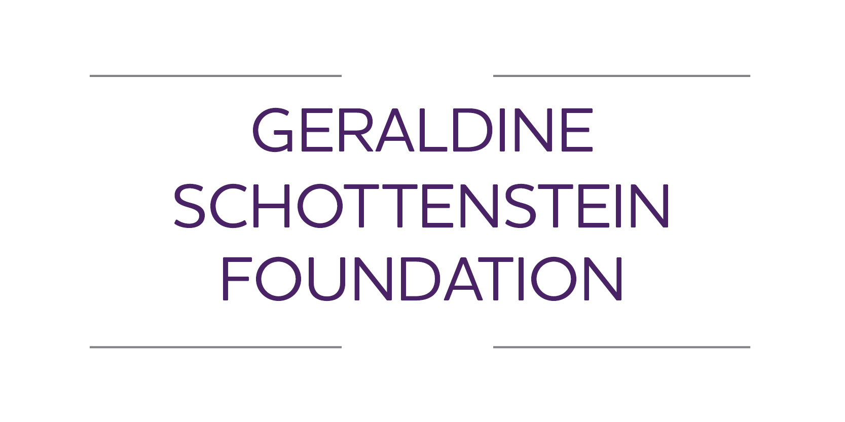 Geraldine Schottenstein Foundation (Stride)